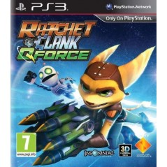 RATCHET CLANK Q-FORCE PS3 FR OCCASION