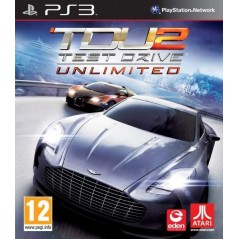 TEST DRIVE UNLIMITED 2 PS3 FR OCCASION