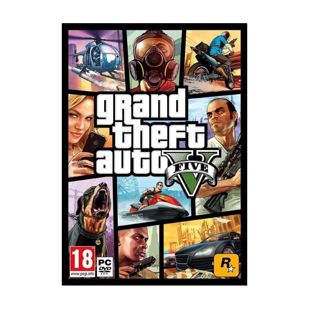 GTA V PC FR NEW