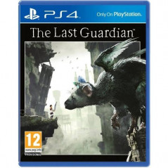 THE LAST GUARDIAN PS4 PAL-FR NEUF (PRECOMMANDE)