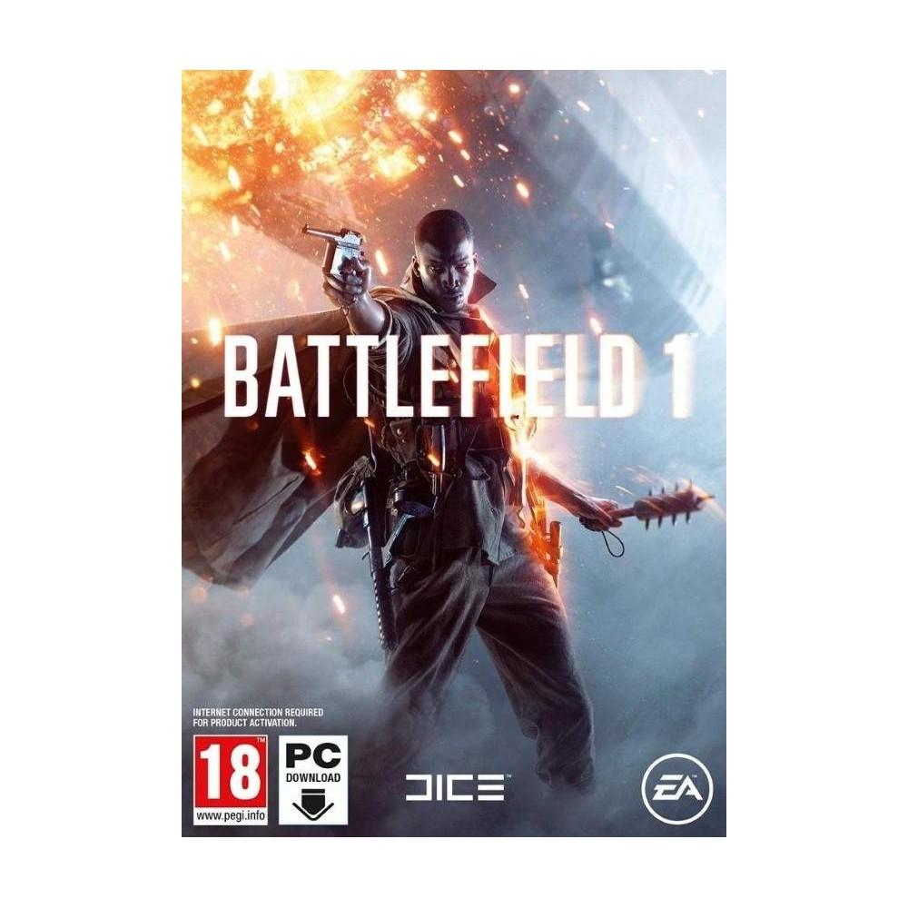 BATTLEFIELD 1 PC FR NEW
