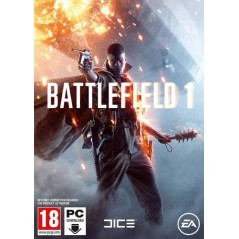 BATTLEFIELD 1 PC FR NEW