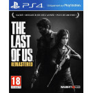 THE LAST OF US REMASTERED PS4 EURO FRANCAIS NEW