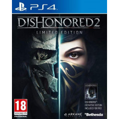 DISHONORED 2 LIMITED EDITION PS4 FRANCAIS NEW