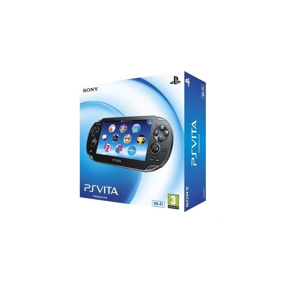 CONSOLE PS VITA WIFI EURO FR NEW