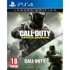 CALL OF DUTY INFINITE WARFARE LEGACY EDITION PS4 UK NEW