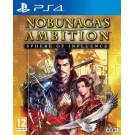 NOBUNAGA S AMBITION PS4 VF