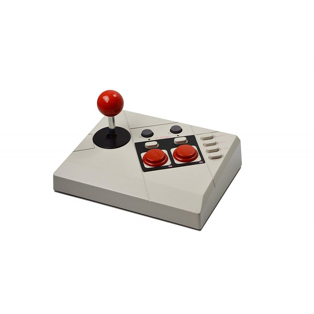 CONTROLLER ARCADE STICK EDGE STEEL PLAY MINI NES EURO NEW