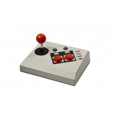 CONTROLLER ARCADE STICK EDGE STEEL PLAY MINI NES EURO NEW