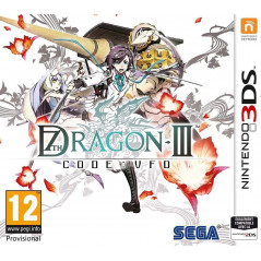 7TH DRAGON III CODE VFD 3DS EURO FR NEW