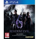RESIDENT EVL 6 REMASTERED PS4 ANGLAIS NEW