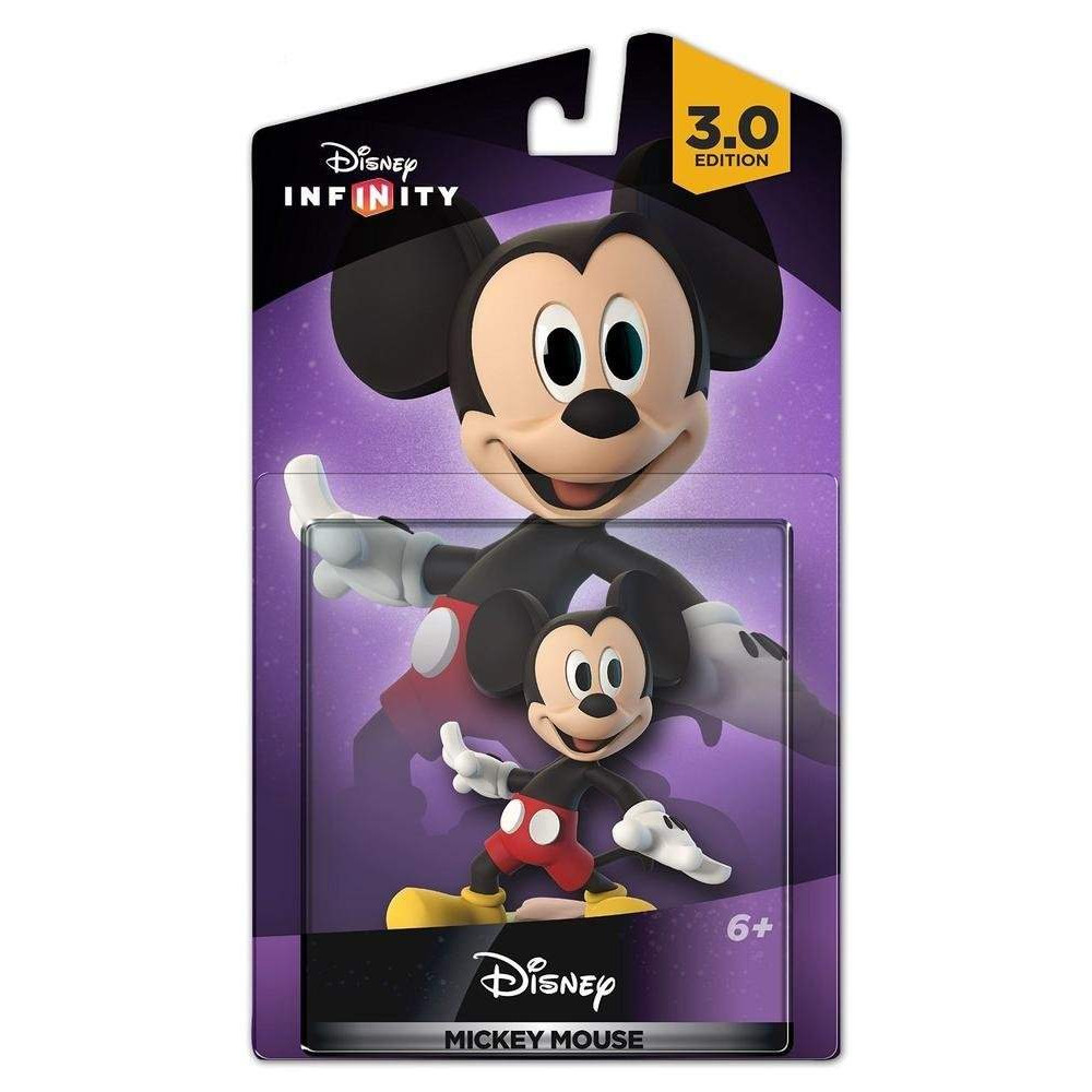 DISNEY INFINITY 3.0 FIGURINE MICKEY NEW