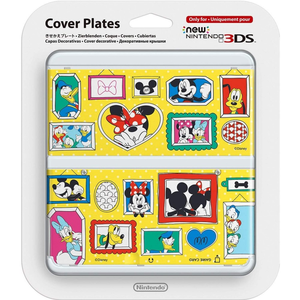 COVER PLATES DISNEY JAPONAIS NEW