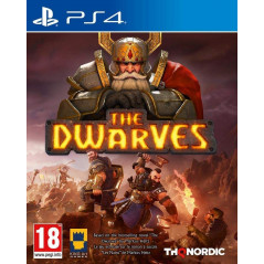 THE DWARVES PS4 EURO NEW