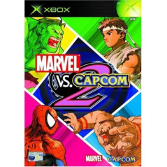 MARVEL VS CAPCOM 2 XBOX PAL-FR OCCASION