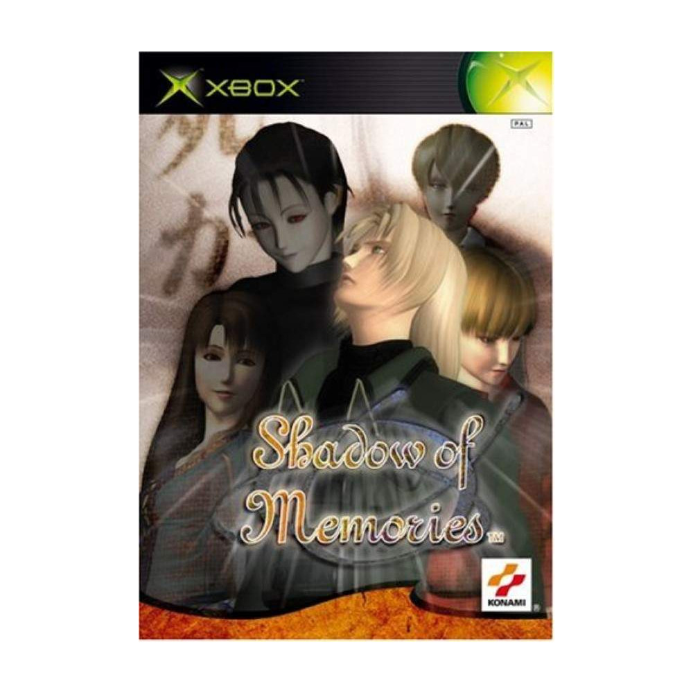 SHADOW OF MEMORIES XBOX PAL-FR OCCASION