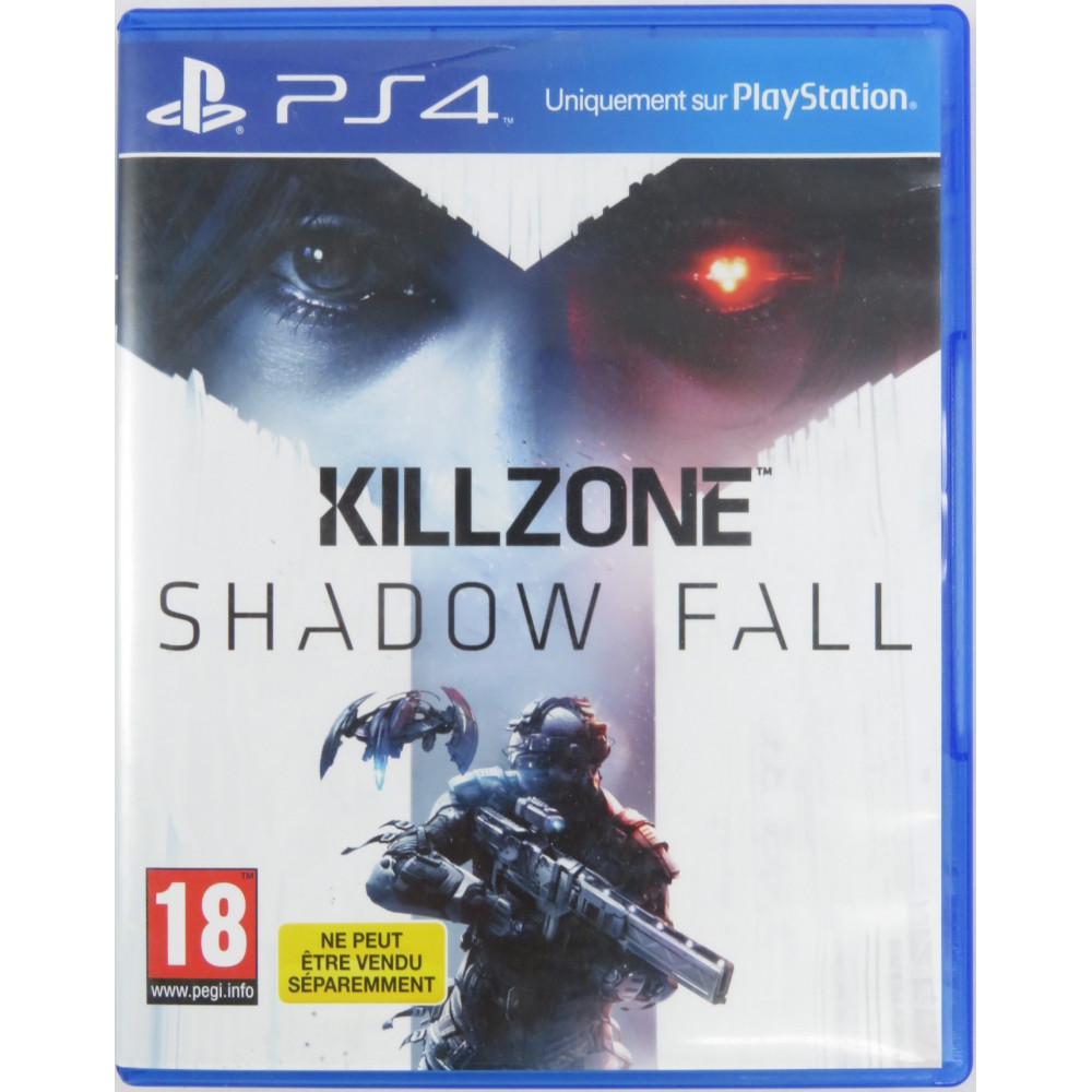 KILLZONE SHADOW FALL BUNDLE COPY PS4 FR OCCASION