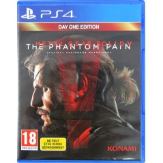 METAL GEAR SOLID PHANTOM PAIN ED.DAY BUNDLE COPY PS4 VF OCC