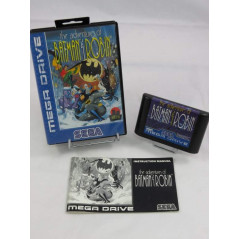 THE ADVENTURES OF BATMAN & ROBIN MEGADRIVE PAL-EURO OCCASION