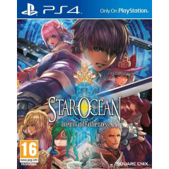 STAR OCEAN INTEGRITY AND FAITHLESS PS4 EURO NEW