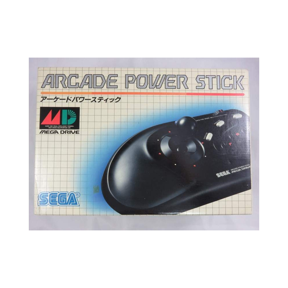 ARCADE POWER STICK MEGADRIVE JPN (NEAR MINT) OCCASION