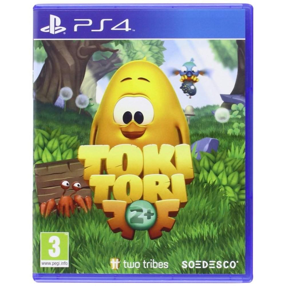 TOKI TORI 2+ PS4 EURO NEW