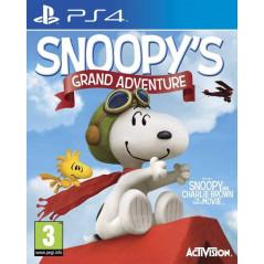 SNOOPY S GRAND ADVENTURE PS4 UK NEUF