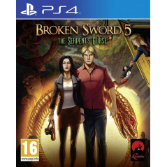 BROKEN SWORD 5 THE SERPENT S CURSE PS4 UK NEUF