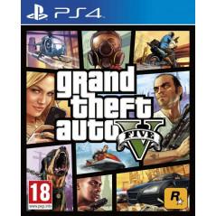 GTA V PS4 ANGLAIS NEUF