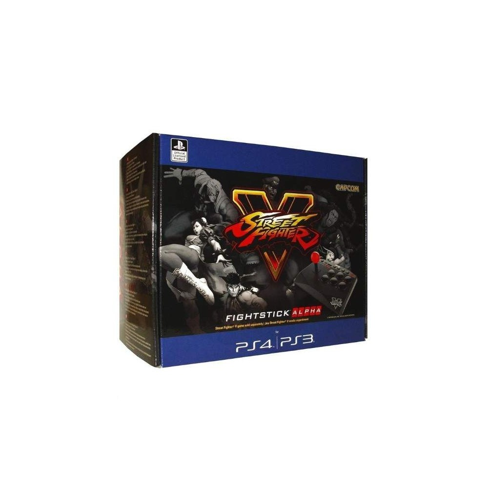 ADE STICK STREET FIGHTER V ALPHA PS4 EURO NEW
