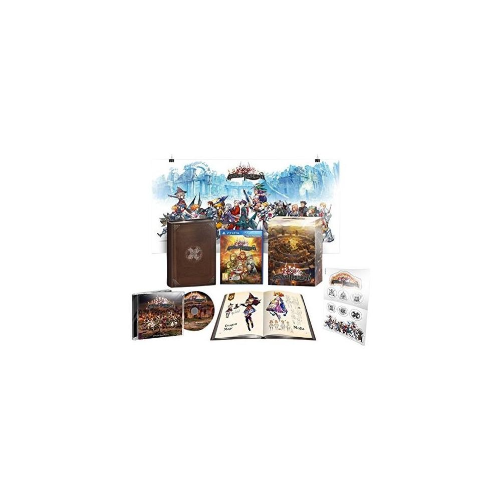 GRAND KINGDOM LIMITED EDITION PSVITA UK