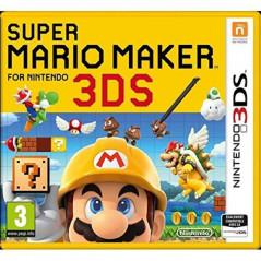 SUPER MARIO MAKER FOR NINTENDO 3DS PAL-UK NEW