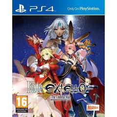 FATE/EXTELLA PS4 FRANCAIS NEW