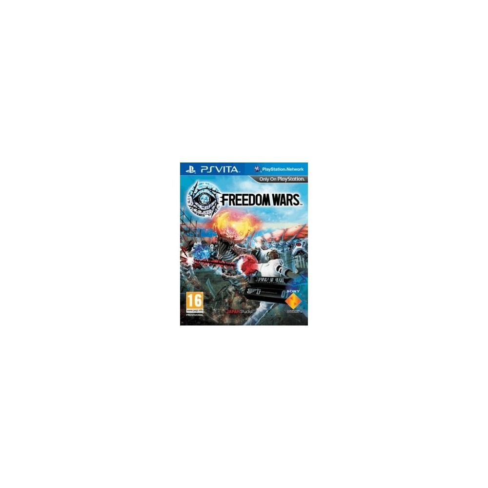 FREEDOM WARS VITA FR OCCASION