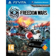 FREEDOM WARS VITA FR OCCASION