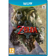 ZELDA TWILIGHT PRINCESS HD WIIU UK