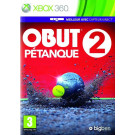 OBUT PETANQUE 2 KINECT X360 FR NEW