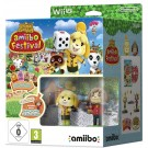 ANIMAL CROSSING AMIIBO FESTIVAL + AMIIBO WIIU VF