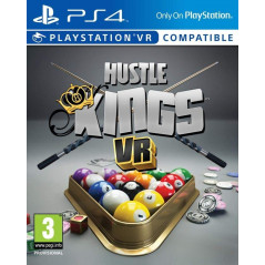 HUSTLE KINGS VR PS4 EURO NEW