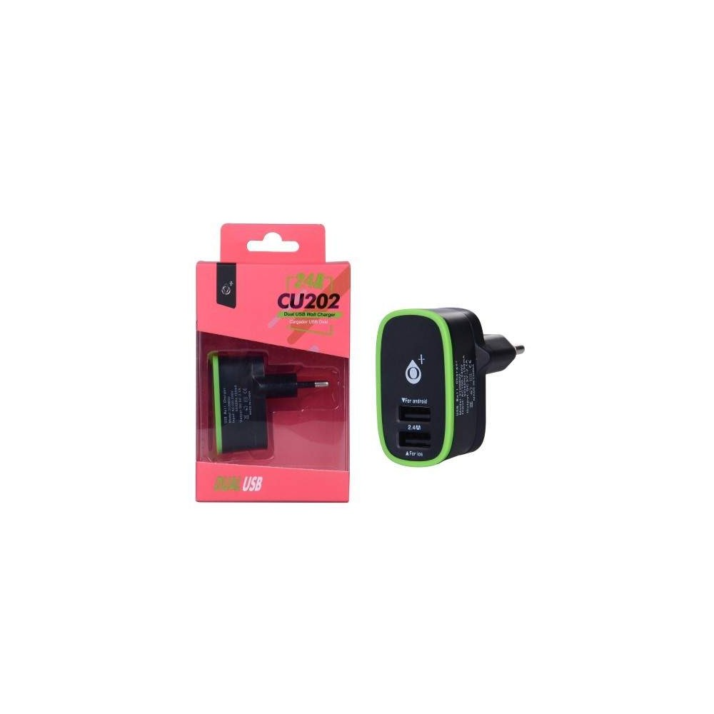 CHARGEUR USB DOUBLE