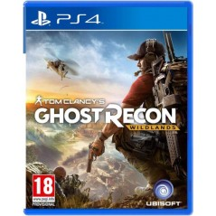 GHOST RECON WILDLANDS PS4 FRANCAIS NEW