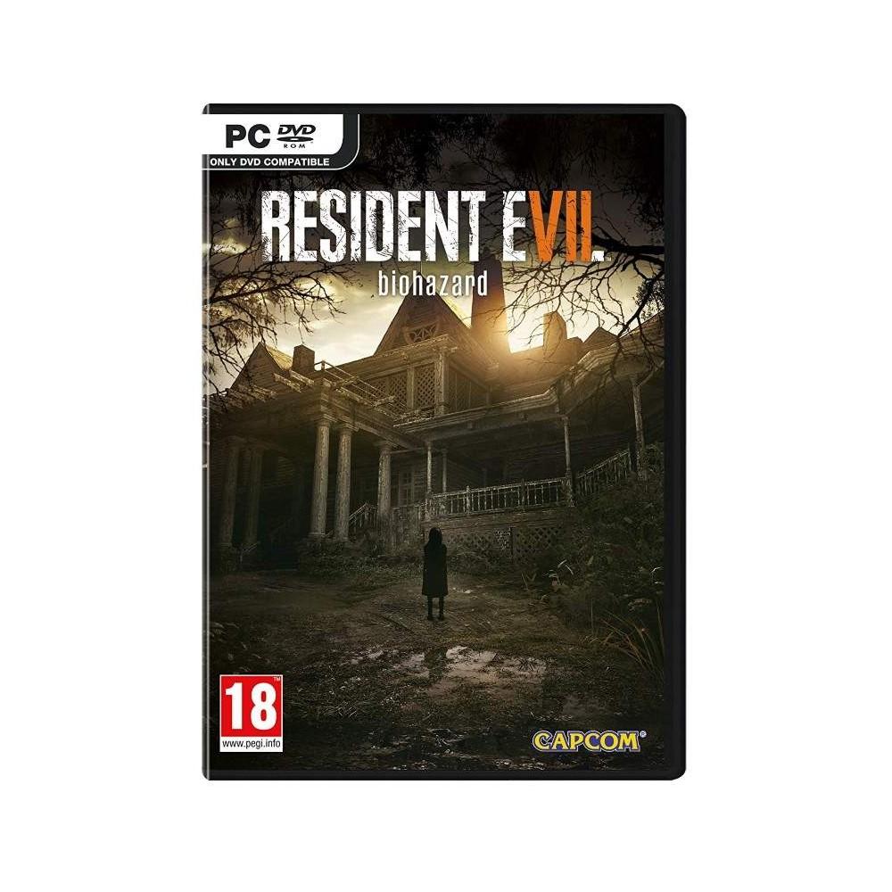 RESIDENT EVIL 7 PC FR NEW