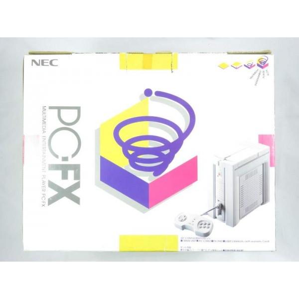 CONSOLE PC-FX NTSC-JPN OCCASION