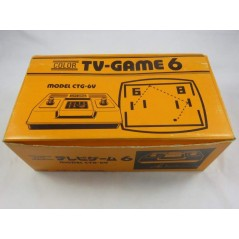 NINTENDO COLOR TV-GAME 6 (1977) NTSC-JPN UHF (NEAR MINT)