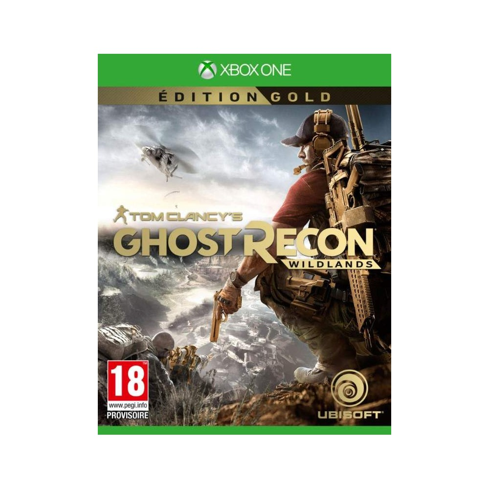GHOST RECON WILDLANDS GOLD XBOX ONE FRANCAIS NEW