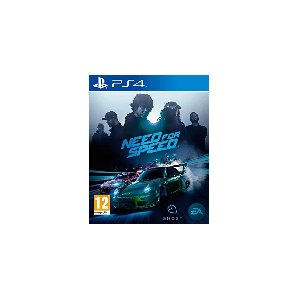 NEED FOR SPEED NFS 2016 PS4 FR OCCASION