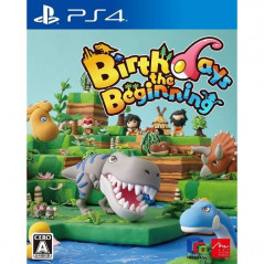 BIRTHDAYS THE BEGINNING PS4 JPN NEW