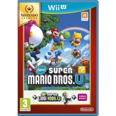 NEW SUPER MARIO BROS NINTENDO SELECTS WIIU VF