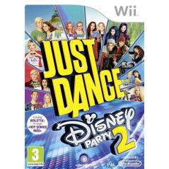 JUST DANCE DISNEY 2 WII FR NEW