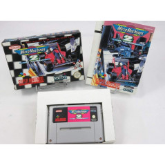 MICRO MACHINES 2 TURBO TOURNAMENT SNES PAL-FAH OCCASION